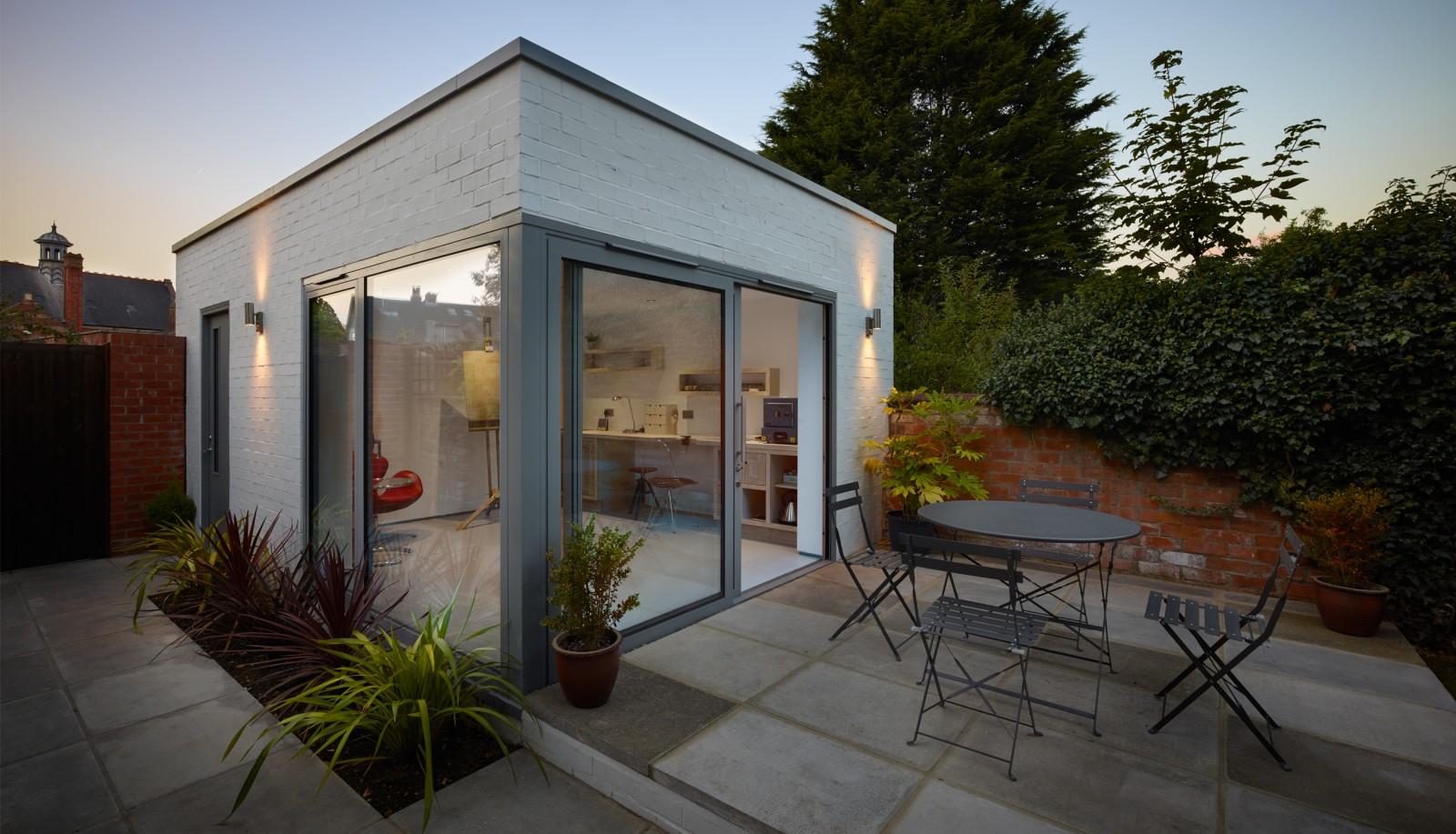 Garden studio id architecture for Best garden studios