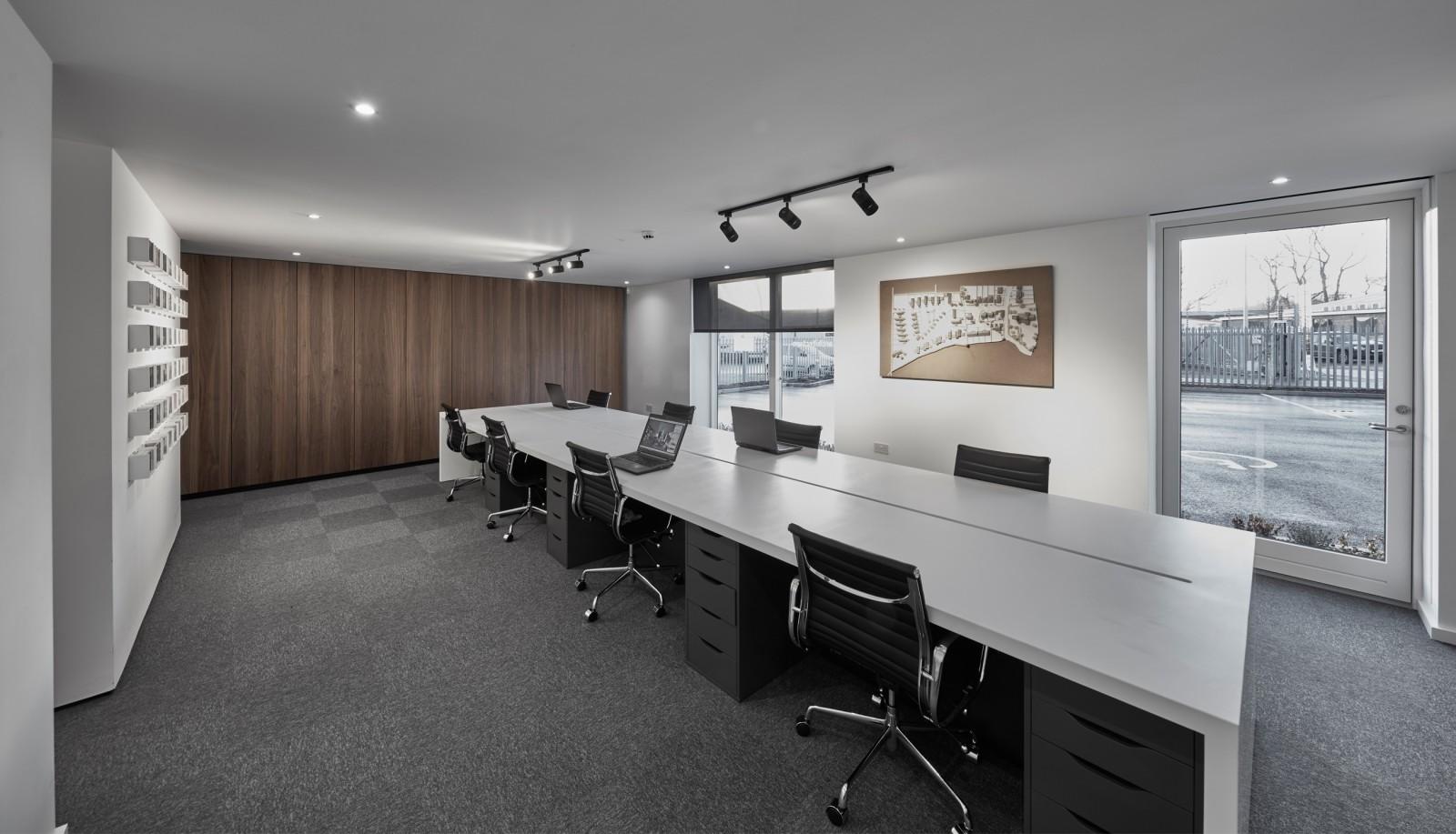 The design studio of id architecture id architecture for Architecture studio