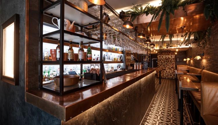 Copper Bar