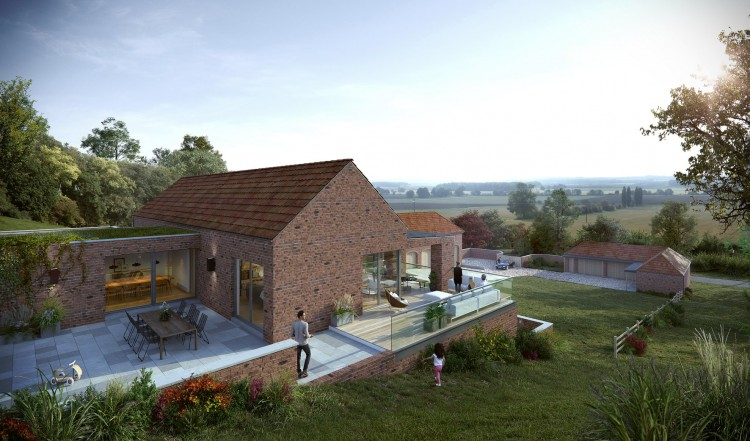 Replacement Dwelling Submitted for Planning