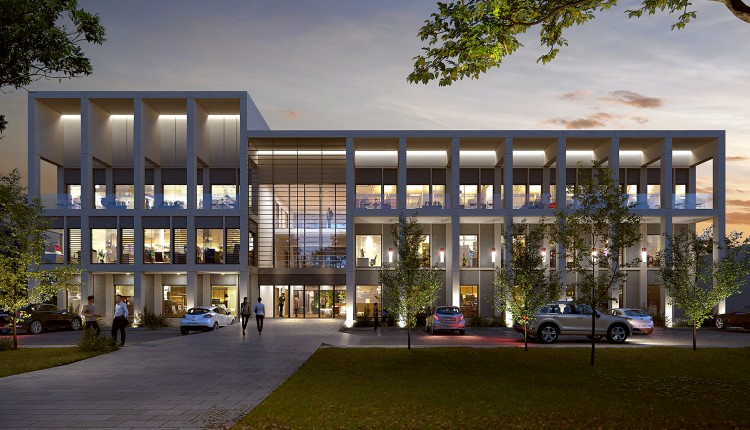 New Office Building Submitted for Planning
