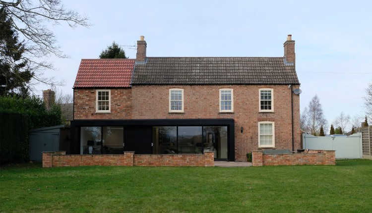 Extension and Remodelling of Georgian Property Completes