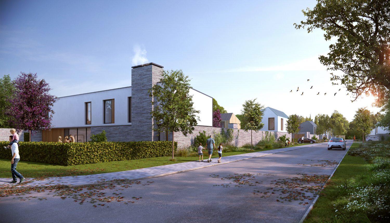 Self-Build Homes, Newholme Paddock
