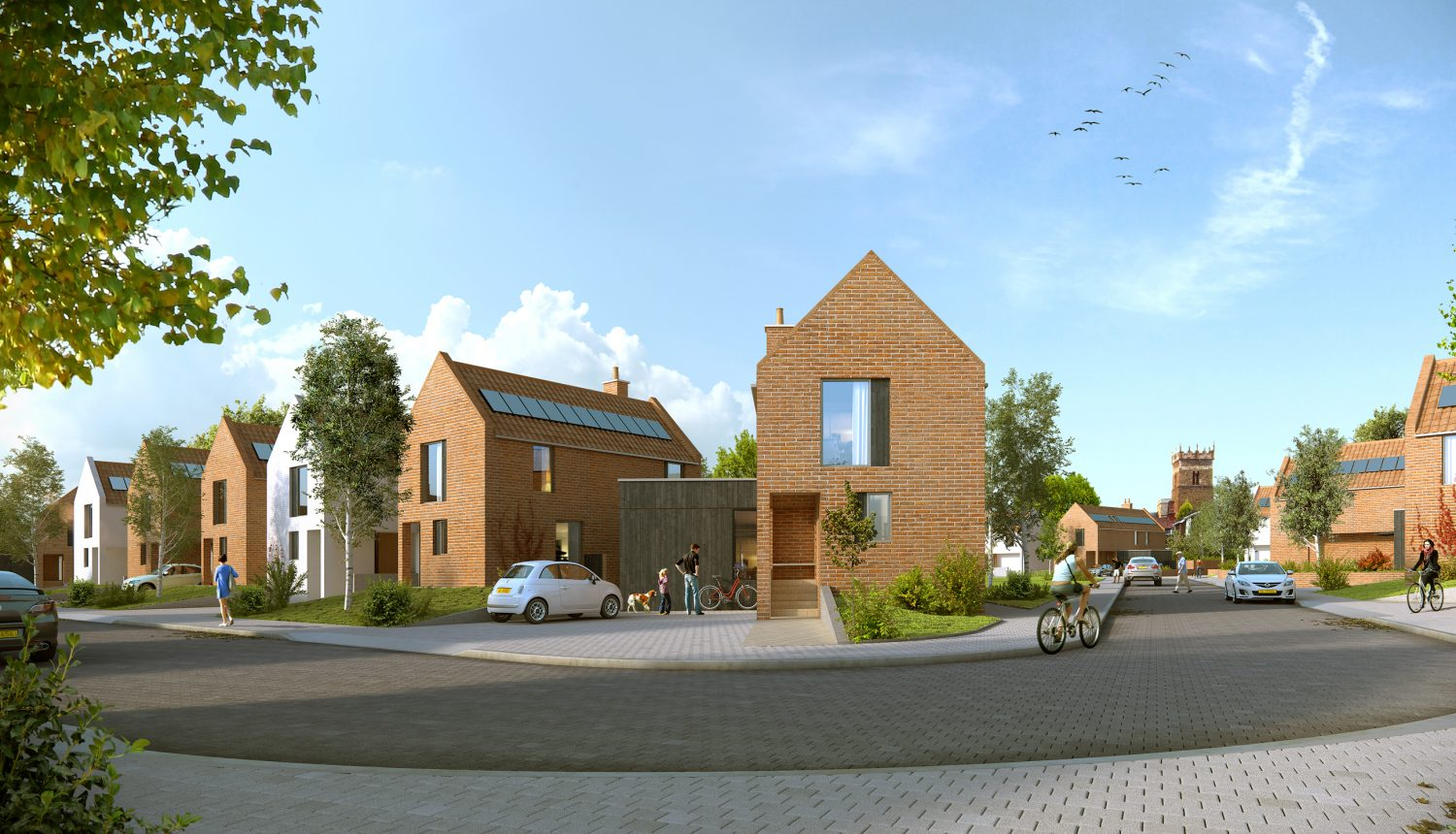 Sustainable Housing Development, Old Clee